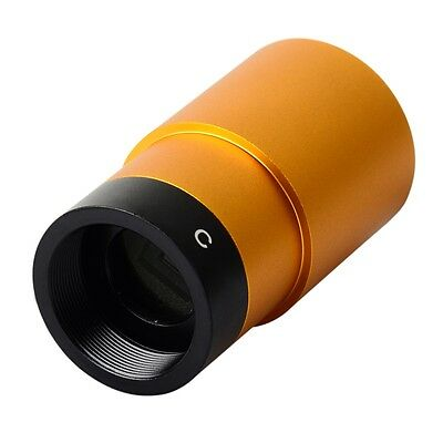 "1.2 MP GCMOS USB2.0 CMOS 1.25"" Astronomy Telescope Camera Guiding Camera"