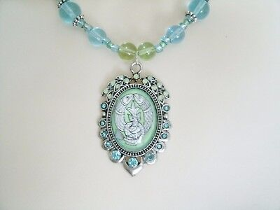 Celtic Necklace, wiccan pagan wicca witch witchcraft metaphysical druid magic
