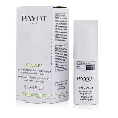 Dr Payot Solution Special 5 Drying and Purifying Gel 15ml