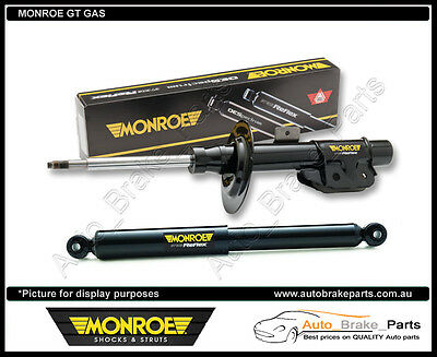 MONROE GT Gas Rear Shockers for FORD FALCON EF Sedan 15-0202