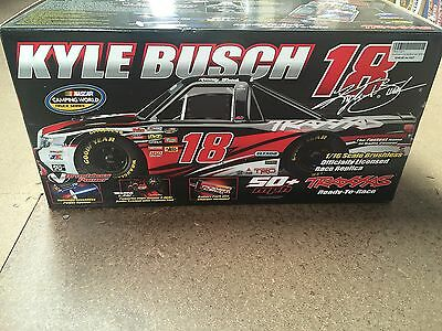 Traxxas Kyle Busch RTR 1/16 NASCAR Brushless Race Truck w/ 2.4Gh - 7321