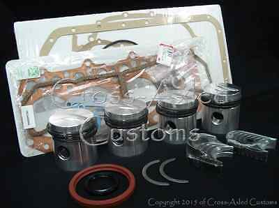 Land Rover Series II IIA III 2.25 5mb Diesel Engine Motor Overhaul Rebuild Kit