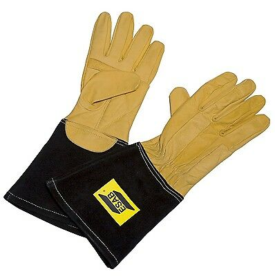 ESAB Curved Tig Welding Gloves - Size 9/L & 10/XL