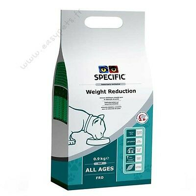 Specific Weight Reduction FRD chats 2 X 7,5 kg