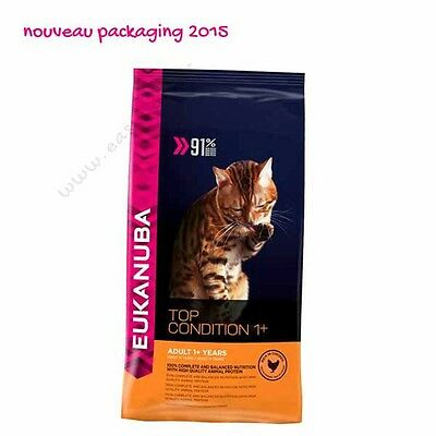 Eukanuba Chat Adult Top Condition 1+ 4 kg