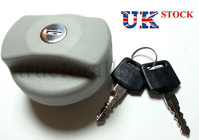 1x Fuel Petrol Cap Locking Tank Grey for VAUXHALL OPEL Zafira Astra Vectra Corsa