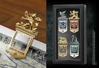 Harry Potter : HOGWARTS BOOKMARK SET from The Noble Collection NOB7039