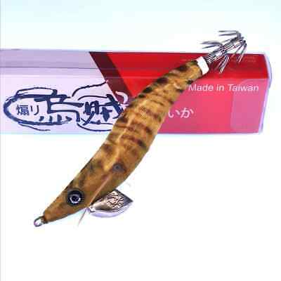 Rui Squid Jig Gs06 Aka New Golden Tiger Size 3