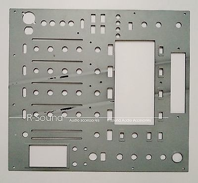 Genuine Replacement Part Pioneer DJM800 Main Faceplate  Main Front Panel DNB1144