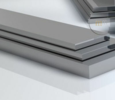 A4 Stainless Steel Flat Bar - Milling/Welding/Metalworking Various Lengths
