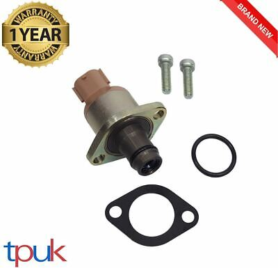 Vauxhall Opel Meriva 1.7 Cdti Fuel Pump Inlet Metering Suction Control Valve Scv