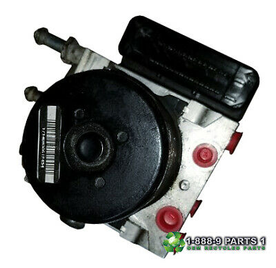 LOCK BRAKE PUMP ASSEMBLY  2005 JEEP LIBERTY L405C6 ABS ANTI