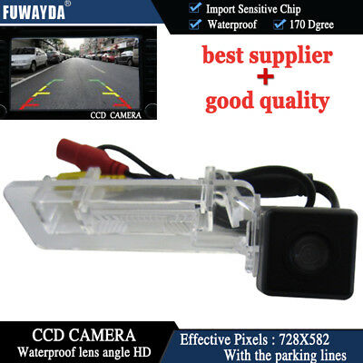 CCD Car Rear View Reverse Parking Back up  Camera for Benz SMART R300 R350