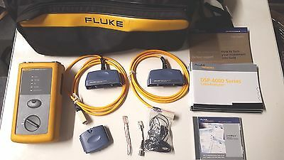 ✔【Cable】Fluke Dsp-4000Sr Smart Remote For Dsp-4000 Cable Analyzer Accessories ✔