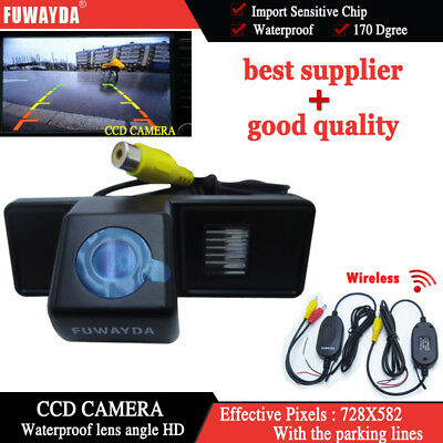 Wireless CCD Rear View Reverse Back up  Camera for Mercedes-Benz Vito Viano