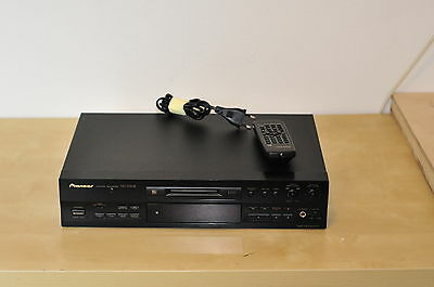 PIONEER MJ-D508 MD Player/Recorder