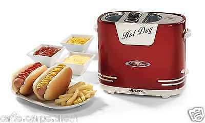 ARIETE 186 Hotdog Party Time - Macchina per Hot-dog scalda panini e wurstell