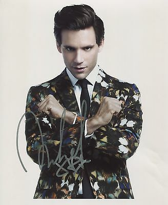 Mika (Singer) SIGNED Photo 1st Generation PRINT + Certificate / 2