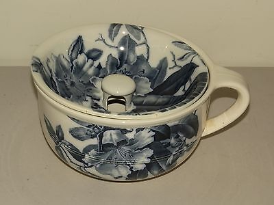Rare Antique 1800's Bwm&c Brown Westhead Moore English Chamber Pot  Victorian