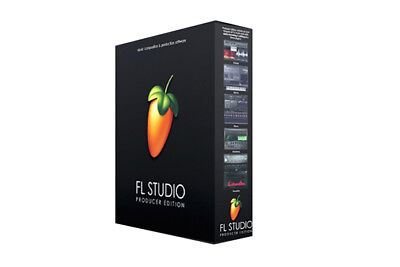 Image Line FL Studio 20 Producer Edition, Sequencing Production Software Mac/PC