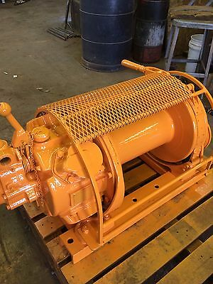 Ingersoll Rand  Reconditioned 4,000 lb. Air Tugger Winch HUL40
