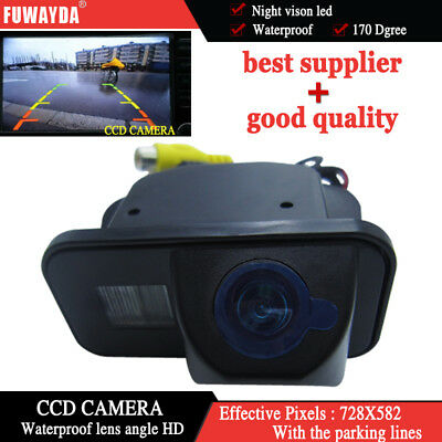 CCD Car Rear View Reverse Parking Camera for TOYOTA Corolla Tarago Previa Wish
