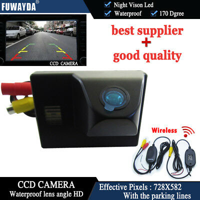 Wireless CCD  Reverse Camera for TOYOTA Land Cruiser LC 100 120 4500 4700