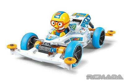 Tamiya 92336 1/32 Mini 4WD Pororo Korea 20th Anniv Sp Limited (Super-II) Kit
