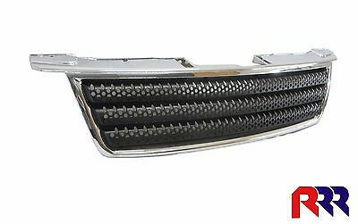 New Holden Rodeo Ra Series 2 10/06-06/08 Grille Black Chrome