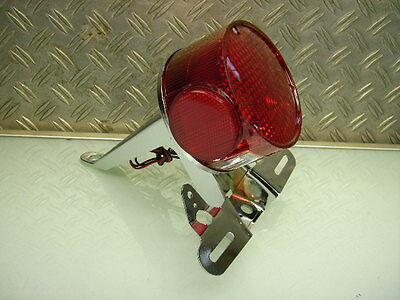 Rücklicht Chrom * Us-Version * Rear Tail Stop Light Chrome Xs 650 Rd 250 Tx 750