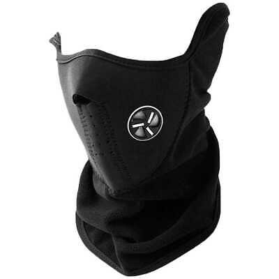 Cagoule Tour de Cou Masque Neoprene Polaire Airsoft Paintball Moto Snowboard Ski
