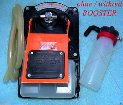 Ambu Pumpe Uni Absaugpumpe & Suction Booster Emergency Car 1.aid Pump Rettung Bw