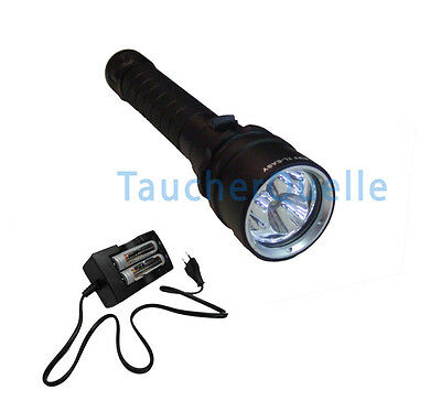 RIFF - Diving torch - TL Easy - 1400 Lumen - Ideal Lamp for Beginners