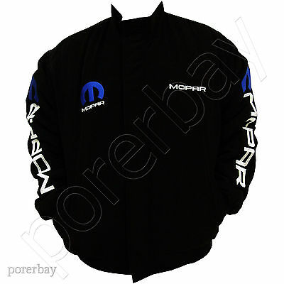 Mopar Motor Sport Team Racing Jacket #jkmp01