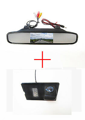 4.3'' Mirror Monitor CCD Reverse Camera for Land Rover Discovery Range Rover