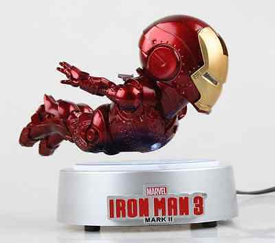 Maglev Magnetic Floating Ver Event Exclusive For Iron Man 3 Desk Toys Gifts