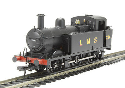 Bachmann 32-235 Class 3F Fowler Jinty Steam Loco 47673 BR Late Weathered