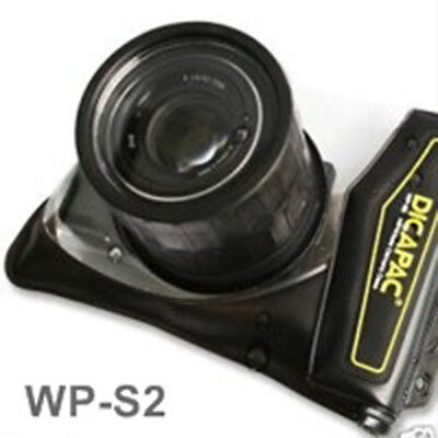DiCAPac WP-S2 Waterproof Case for Sony NEX-5T NEX-6 7 Alpha A5100 A5000