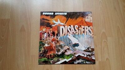 Sound Effects: Disasters lp