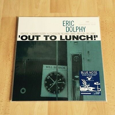 Eric Dolphy Out To Lunch Blue Note 180g LP Music Matters (Analogue Productions)