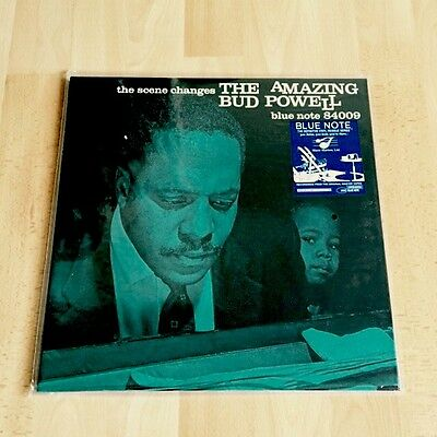 Bud Powell Scene Changes Blue Note 180g LP Music Matters (Analogue Productions)