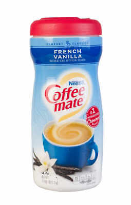 "Nestlé Coffee-Mate""French Vanilla"" Creme 425g  (2,00 EUR pro 100 g)"