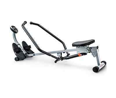 Sunny Health & Fitness Rowing Exercise Machine With Full Motion Arms -New Canada