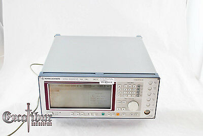 Rohde & Schwarz SME03 Signal Generator, Opt. B5/B19 -   with Function Check!