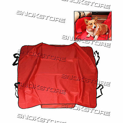 Telo Cane Animali Per Auto Protezione Da Viaggio Pet Car Cover Travel Cushion
