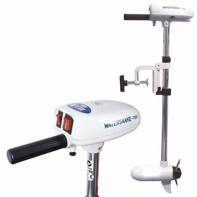 Watersnake ASP T18 Transom Mount Electric Trolling Motor