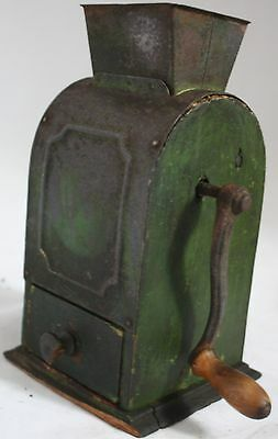Ultra RARE TIX Swedish Coffee Grinder Mill Moulin Cafe c1940