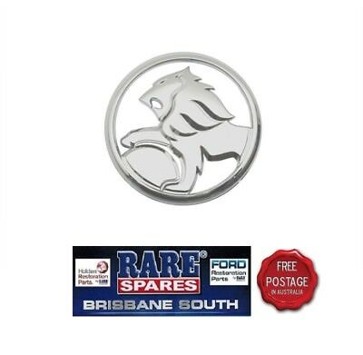 HOLDEN VY GRILLE VZ MONARO GRILLE BADGE SIZE IS 95mm DIA PLEASE CHECK