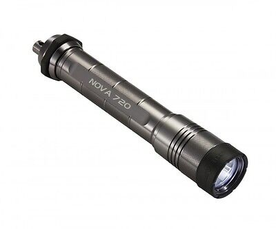 Scuabpro Novalight 720 Dimmbar 100% / 50% Tauchlampe Taucherlampe Diving Torch