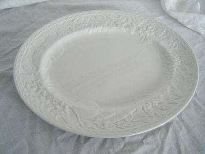 C4 Pottery Johnson Bros Franciscan Country Fayre Serving Plate 36x30cm 5B4C